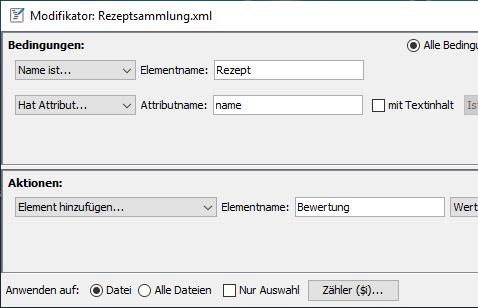 Easy XML Editor - XML/XSD/XSL Software - XML bearbeiten